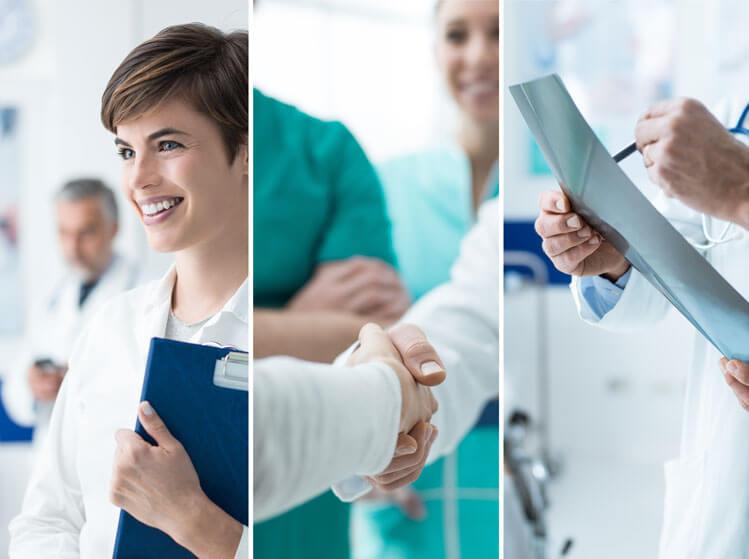 Arztpraxen des Medizinischen Versorgungszentrums Bitterfeld/Wolfen gGmbH
